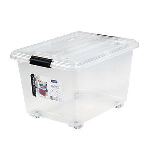 Clear Container 24L