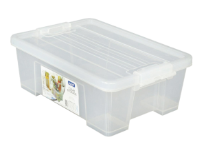 Clear Storage Containers S
