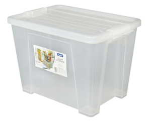 Clear Storage Containers M